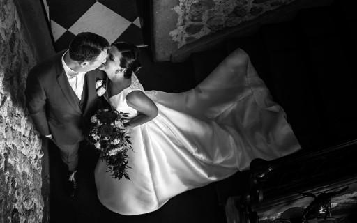 Mariés dans le Manoir