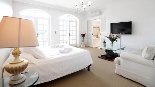 Grande chambre du Manoir